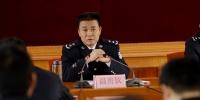 温贵钦同志为治安总队全体党员民警授党课并安排近期治安工作 - 公安厅