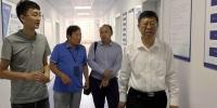 哈尔滨医科大学副校长孙殿军和高彦辉教授来校 - 贵阳医学院