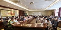 我校召开党委扩大会议传达学习十二届省委巡视工作动员部署会精神 - 贵阳医学院