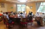厅老干处组织离退休老同志政治学习 - 环保局厅
