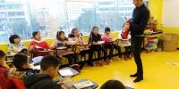 贵州消防新举措 英国青年来代言 - 贵州地方新闻网