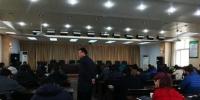 贵州省环保厅通过闭卷测试巩固学习十九大报告 - 环保局厅