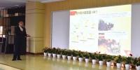 我校举行第四届中国互联网+大学生创新创业大赛校级决赛 - 贵阳中医学院
