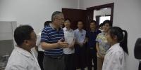 何力率队到黔东南州调研农业结构调整中的科技支撑情况 - 人民代表大会常务委员会