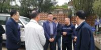 刘承东总工程师到百花湖检查中央环保督察整改情况 - 环保局厅