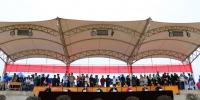 我校举行第二十五届田径运动会开幕式 - 贵阳中医学院