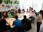 图为在深圳市声活科技公司交流学习.jpg - 残疾人联合会