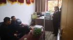 省环境保护厅党组成员、驻厅纪检组长黄勇到省政务服务中心环保厅窗口指导工作 - 环保局厅