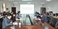 党委书记林昌虎出席第二轮校内巡察公共卫生学院情况反馈会议 - 贵阳医学院