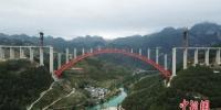 """""""桥梁博物馆""""贵州成中国""""高速平原"""" - 贵州新闻"""