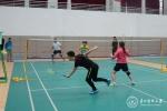 我校举行教职工乒乓球羽毛球比赛 - 贵阳医学院