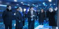 伊藤忠商事株式会社参观贵州大数据综合实验区展示中心。 宁南 摄 - 贵州新闻