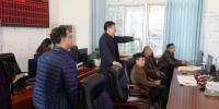 贵州煤矿安监局毕节分局开展春节安全生产督查 - 安全生产监督管理局