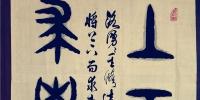 大道无为--贵州书法家王怡中近作选 - 贵州地方新闻网