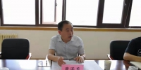 省直机关纪检监察工委调研组到贵州煤监局开展机关纪检工作调研 - 安全生产监督管理局