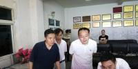 商宜同志到毕节市开展煤矿暗访和巡查工作 - 安全生产监督管理局