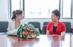 校党委书记韩卉一行走访慰问教师代表 - 贵州师范大学