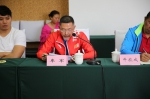 教练员代表发言.JPG - 残疾人联合会