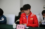 运动员代表发表.JPG - 残疾人联合会
