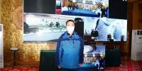 """【援鄂前线·战疫日记】左石:以网为媒的""""生命连线"""" - 贵阳医学院"""