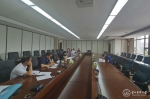 副校长曾柱召开联系学院就业工作推进会 - 贵阳医学院