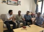 图片二:中国残联党组成员、副理事长相自成在威宁县五里岗易地扶贫搬迁安置点看望慰问残疾人2.png - 残疾人联合会