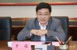 贵州健康职业学院副院长龙宪碧来校交流 - 贵阳医学院